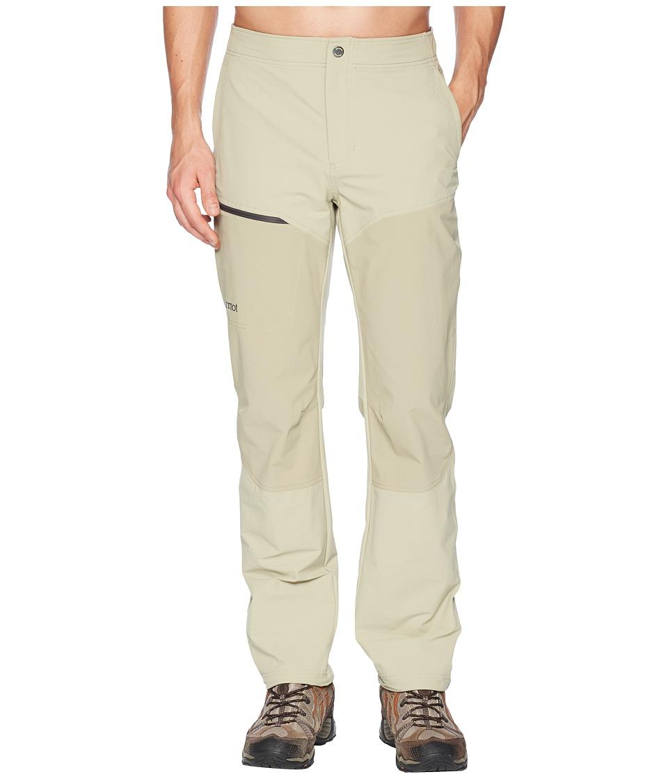 Marmot - Scrambler Pants (Light Khaki) Mens Casual Pants
