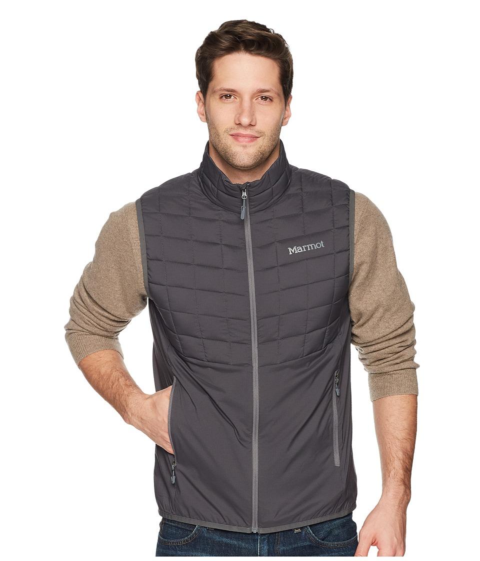 Marmot - Featherless Trail Vest (Slate Grey) Mens Vest