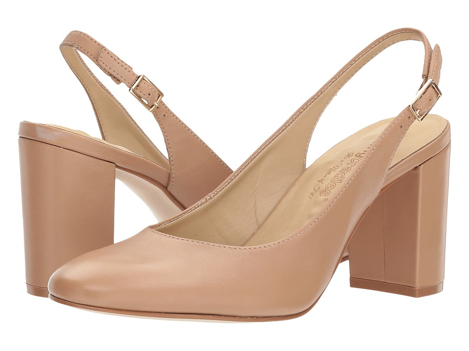 Walking Cradles Michaela (New Nude Leather) Women's Shoes
