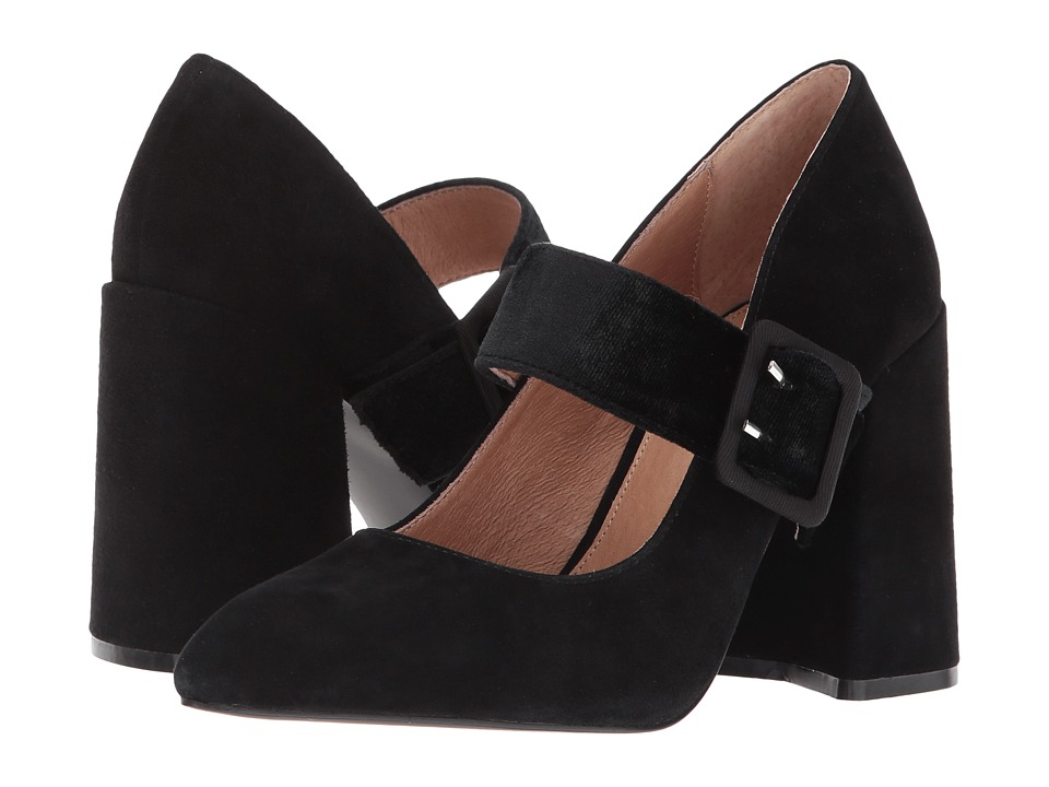 Shellys London - Gracie (Black) High Heels