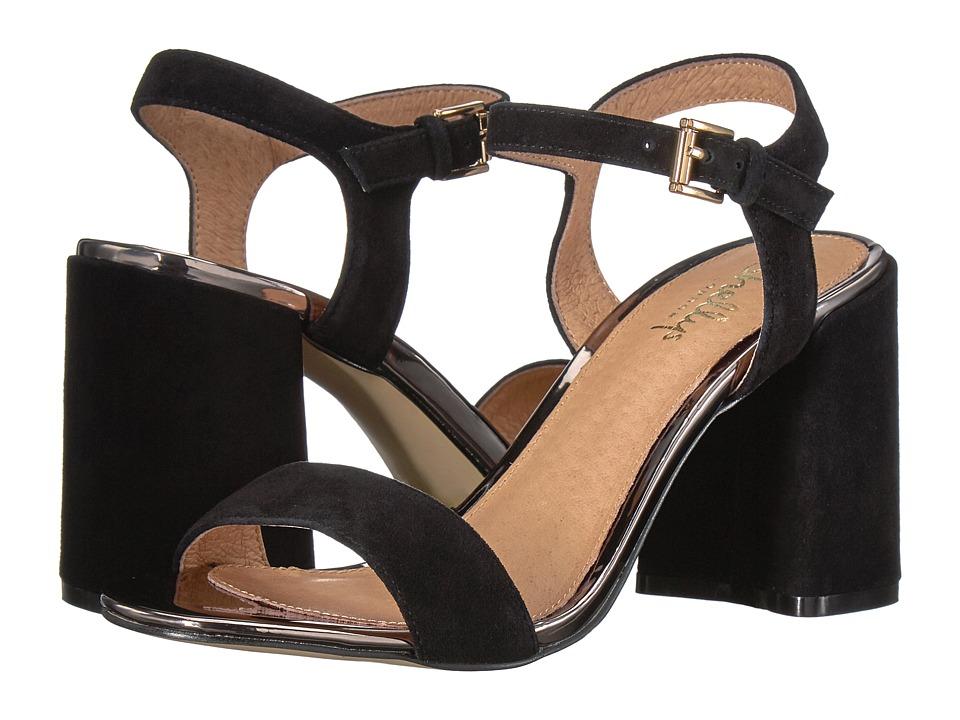 Shellys London Gale (Black) High Heels
