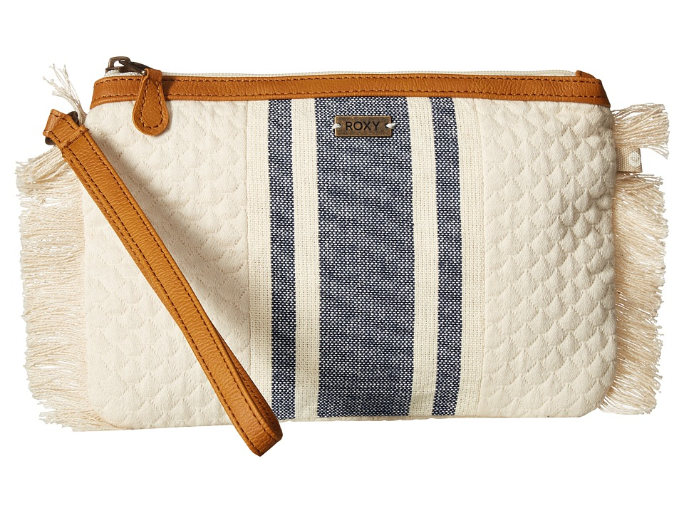 Roxy - Holiday Addict Wallet (Marshmallow) Checkbook Wallet