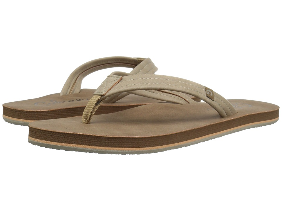 Cobian - Pacifica (Taupe) Women's Sandals