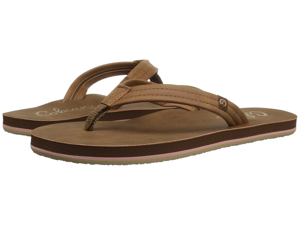 Cobian Pacifica (Tan 1) Sandals