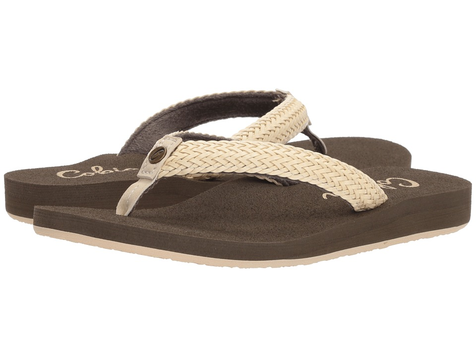 Cobian Lalati (Cream) Sandals