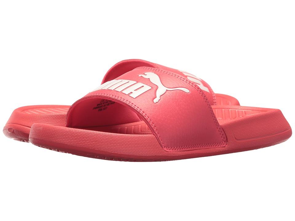 Puma Kids Popcat (Big Kid) (Paradise Pink/Pearl) Girls Shoes