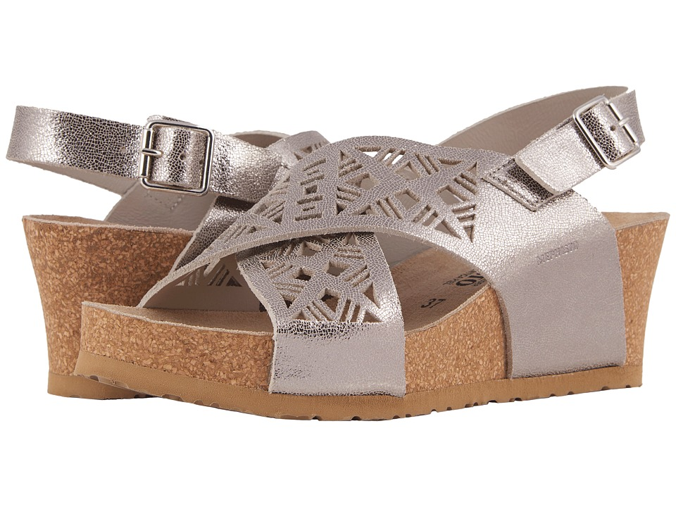 Mephisto - Lea (Silver Venise) Womens Shoes