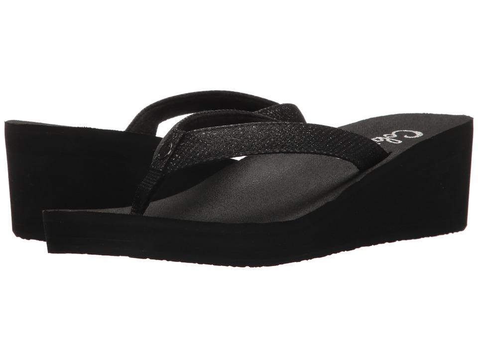 Cobian - Grace (Black) Women's Sandals