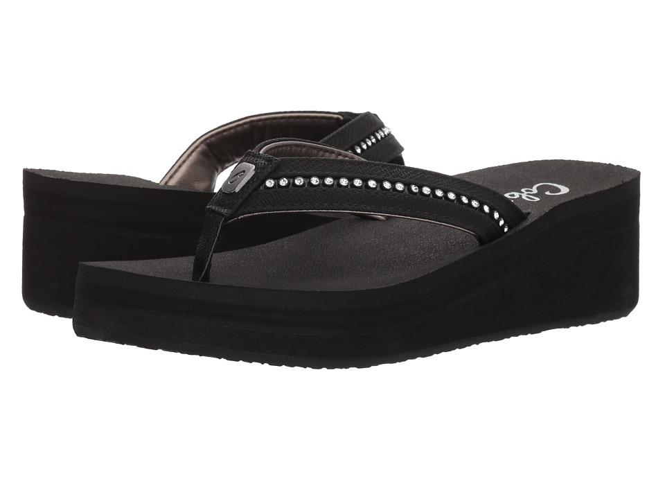Cobian - Tiffany II (Black) Women's Sandals