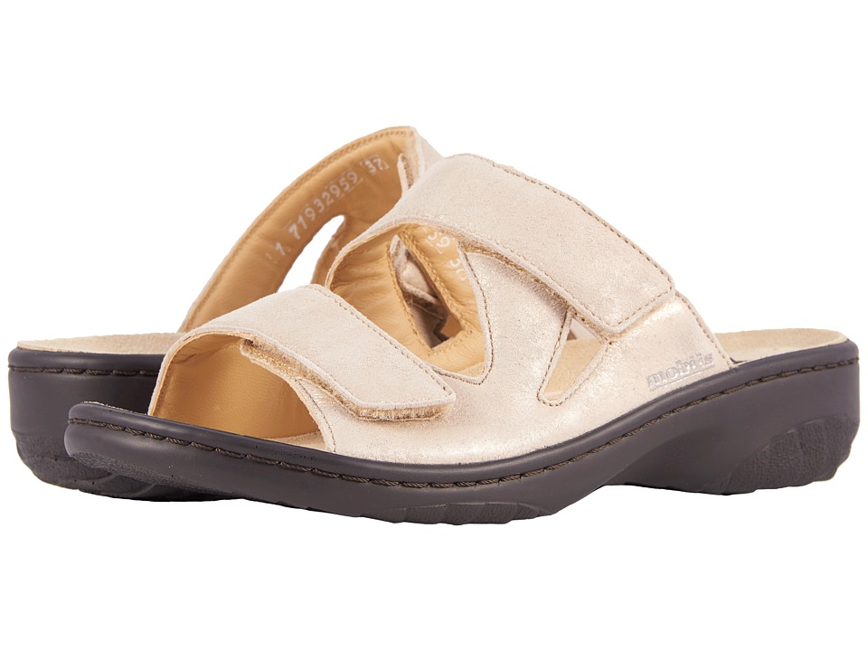 Mephisto - Geva (Light Sand Monaco) Womens Sandals