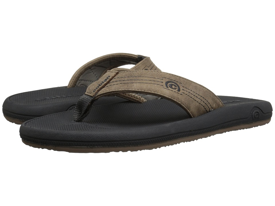 Cobian - OTG 3 (Taupe) Men's Sandals