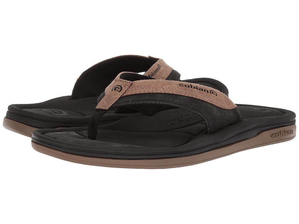 Cobian - Bolster Archy (Cement) Men's Sandals