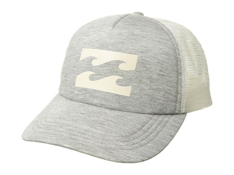 Billabong - Billabong Trucker Hat (Athletic Grey) Caps
