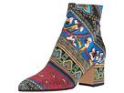 Etro Printed Satin Boot