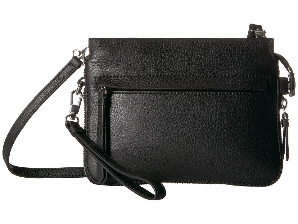 Vince Camuto - Edsel Small Crossbody (Nero) Handbags