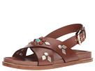 Etro Studded Crossover Sandal