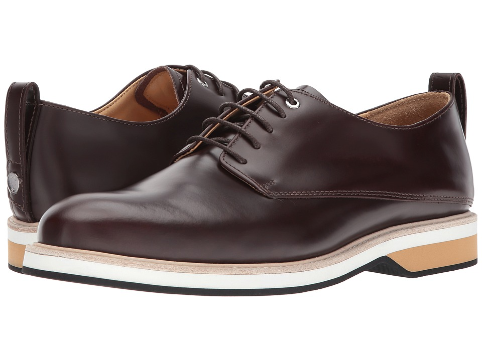 WANT Les Essentiels - Montoro Derby (Brown) Mens Lace up casual Shoes