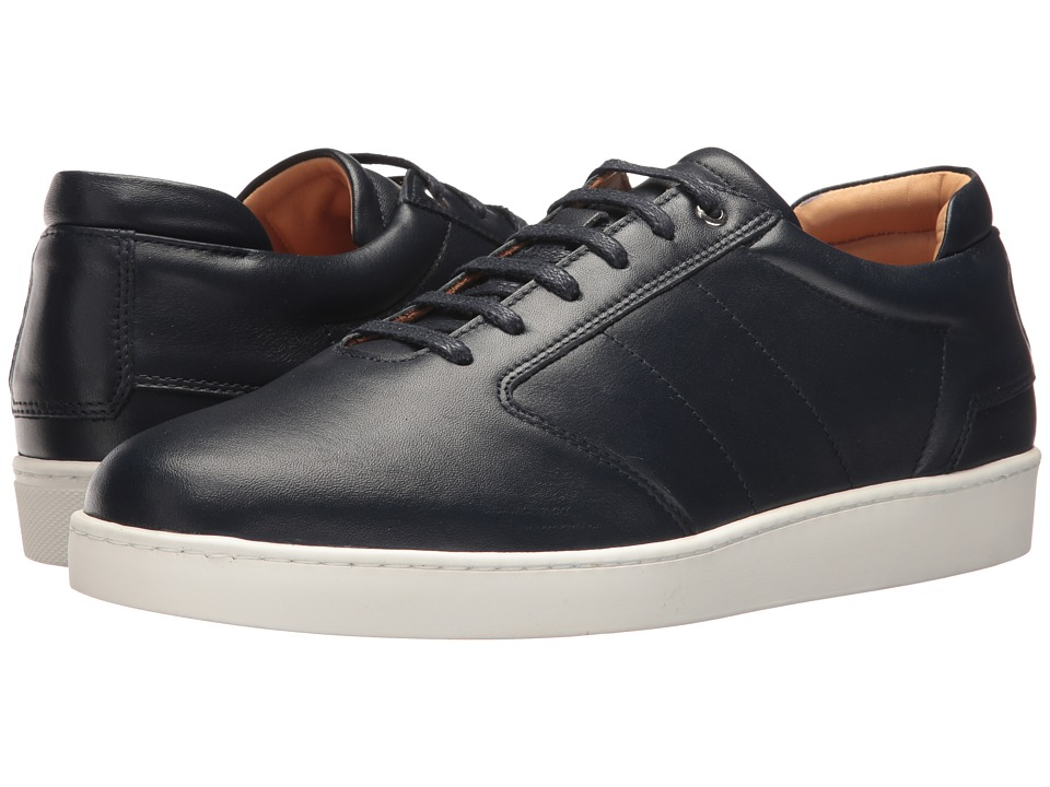 WANT Les Essentiels - Lennon Sneaker (Navy) Mens Lace up casual Shoes