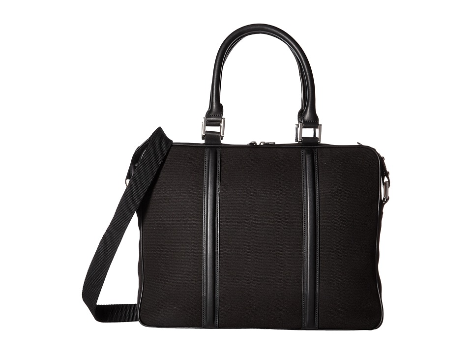 WANT Les Essentiels - Haneda 15 Slim Computer Bag (Black/Black) Computer Bags