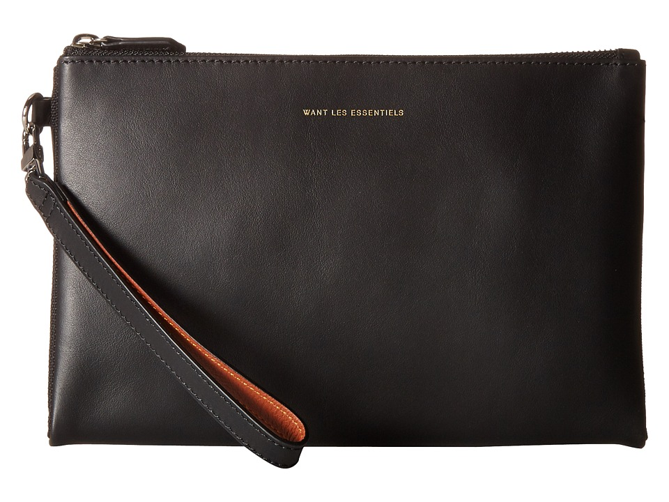 WANT Les Essentiels - Barajas Double Zip Porfolio