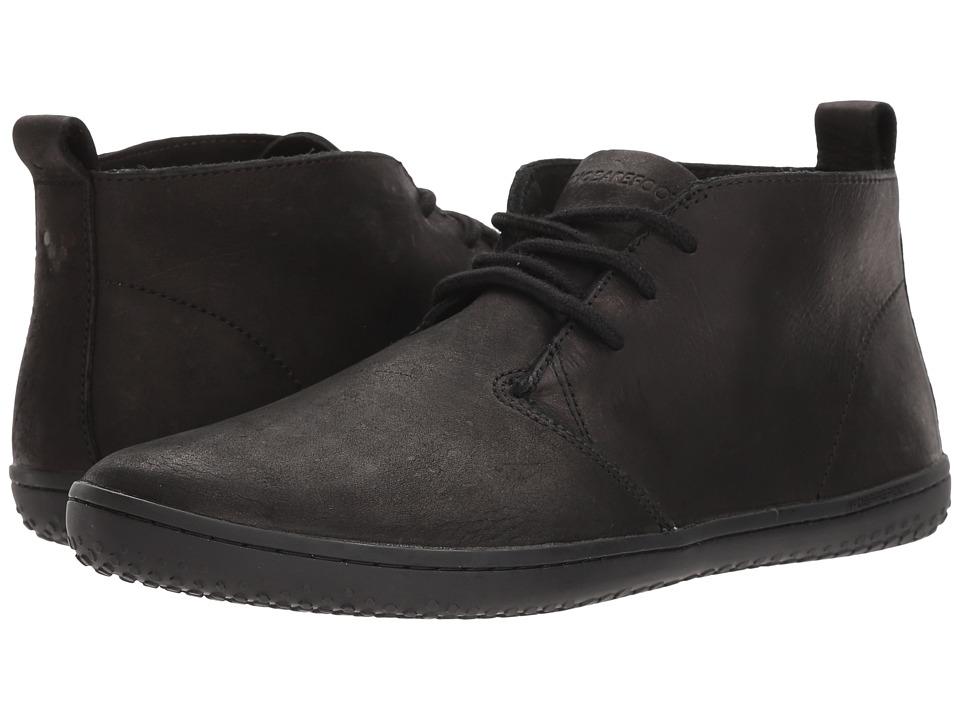 Vivobarefoot Gobi II Leather (Black/Hide) Women's Shoes