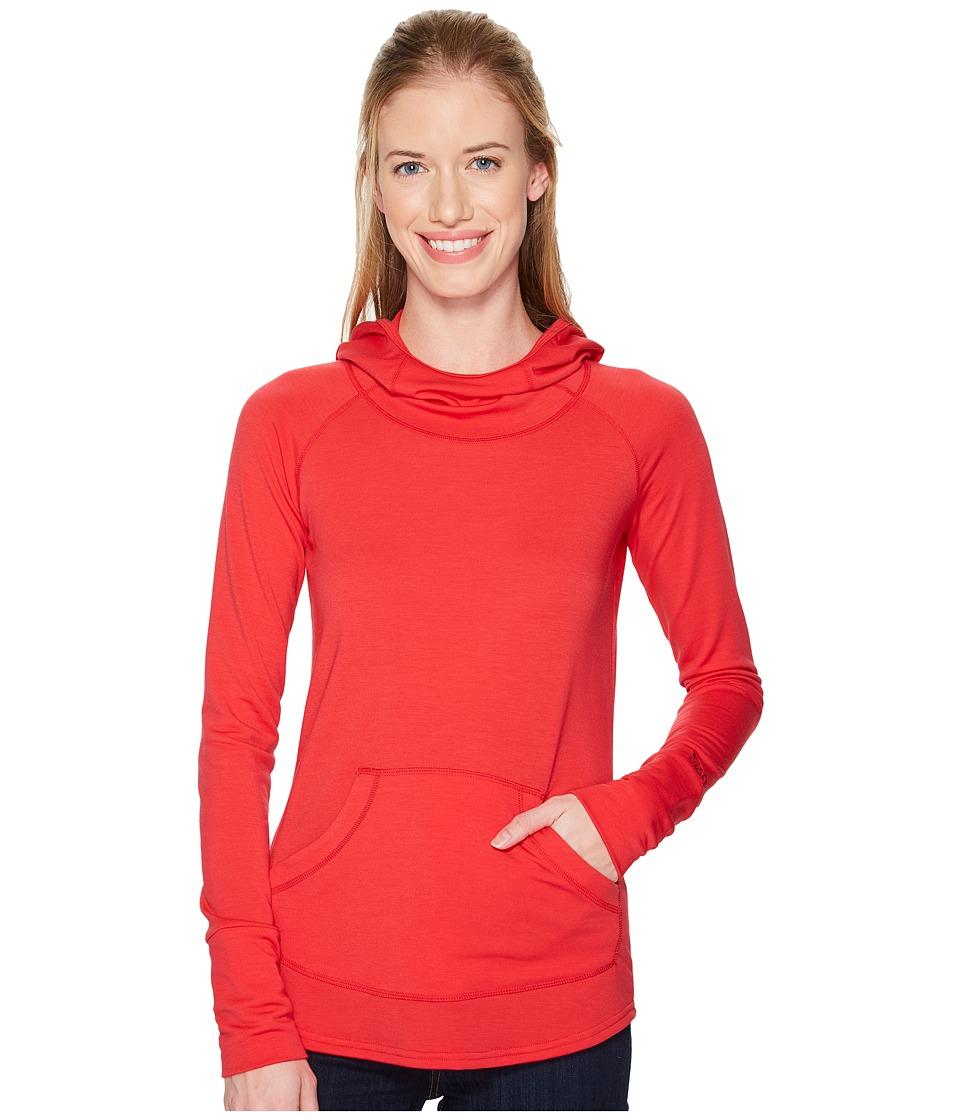 Marmot - Tess Hoodie (Hibiscus) Womens Sweatshirt