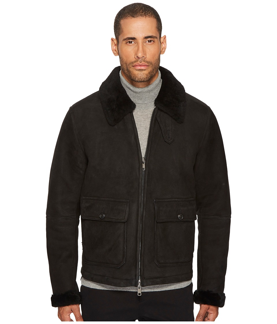 Todd Snyder - Shearling Flight Jacket