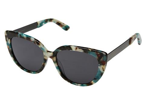 PERVERSE Sunglasses Helena - Blue/Multi/Black