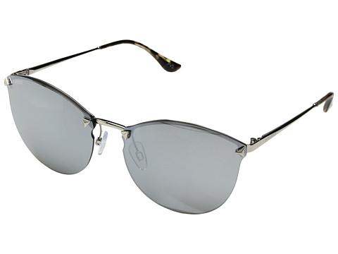 PERVERSE Sunglasses Broadway - Silver/Silver