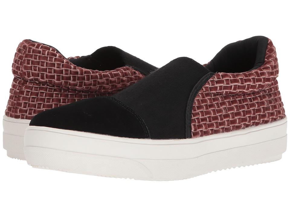 bernie mev. Mid Dynasty (Mauve Velvet) Slip-On Shoes