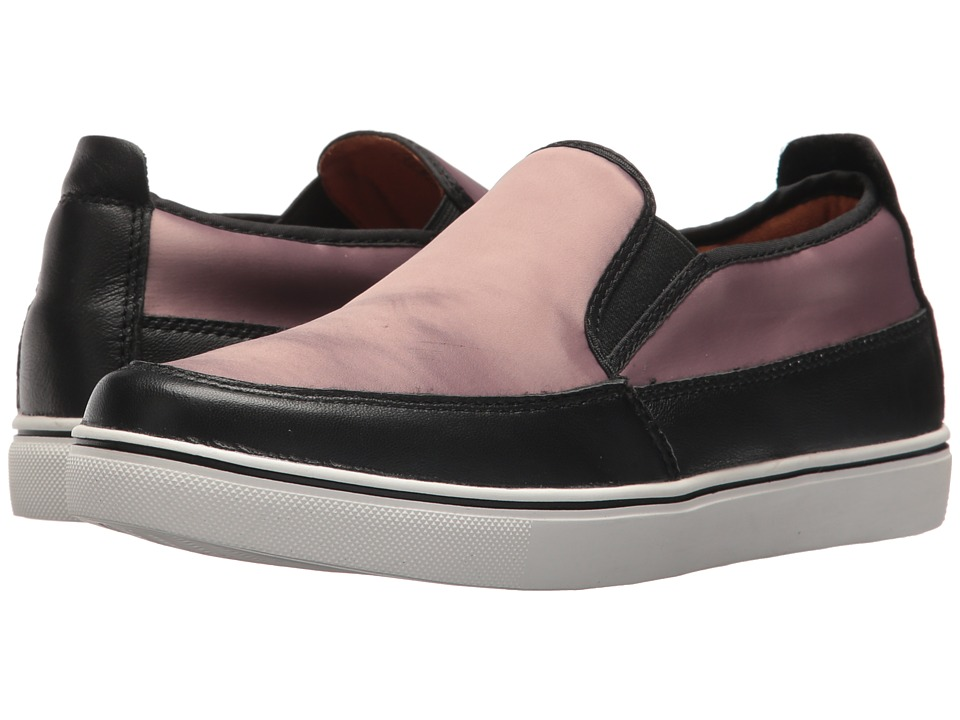 bernie mev. Lara (Mauve Satin) Slip-On Shoes