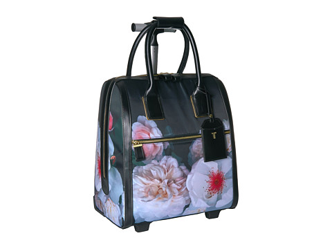 Ted Baker Chelsea Print Travel Bag - Black