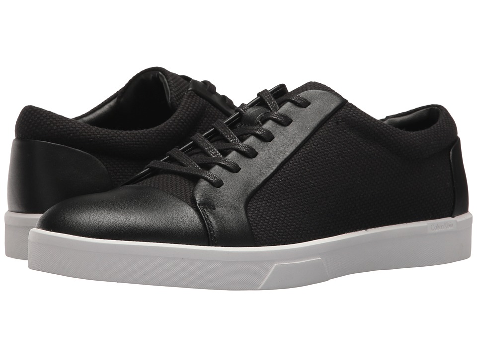 Calvin Klein - Igor (Black) Mens Lace up casual Shoes