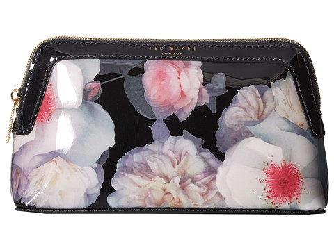 Ted Baker Small Triangle Chelsea Washbag - Black