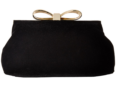 Ted Baker Statement Bow Evening Bag - Black