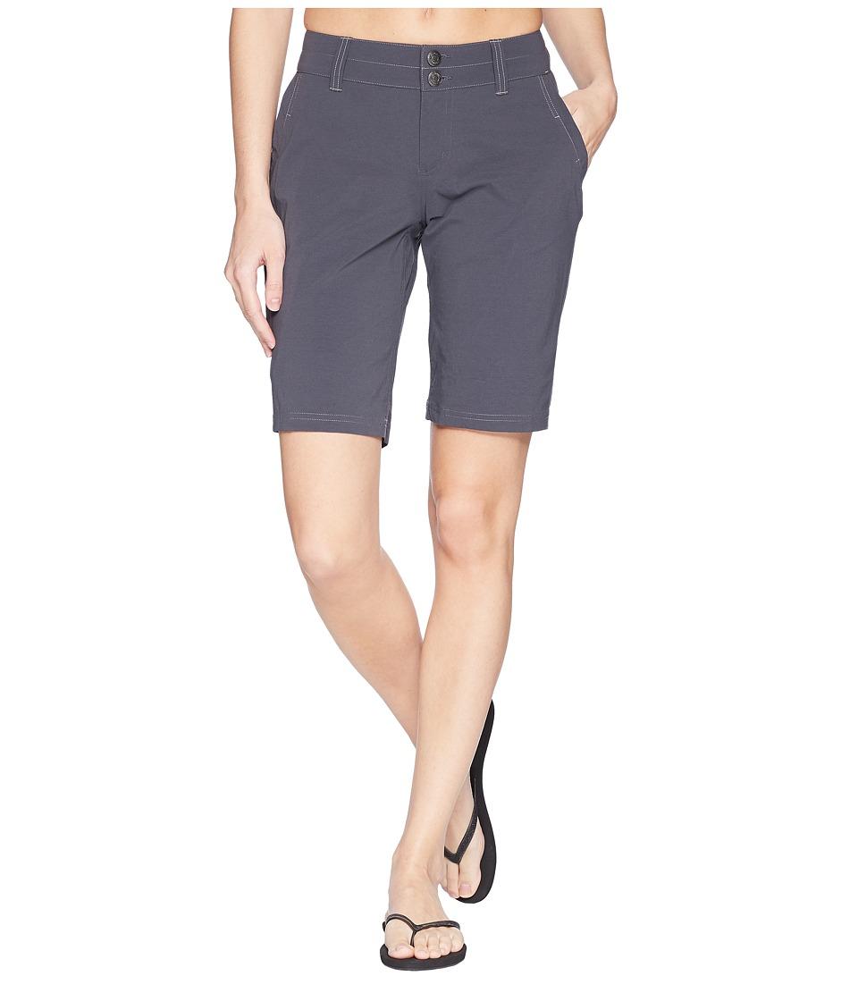 Marmot - Kodachrome Shorts (Dark Steel) Womens Shorts