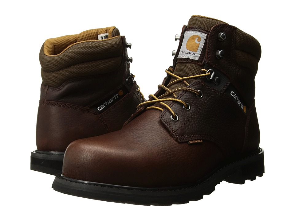 Carhartt - 6 Value Waterproof Steel Toe