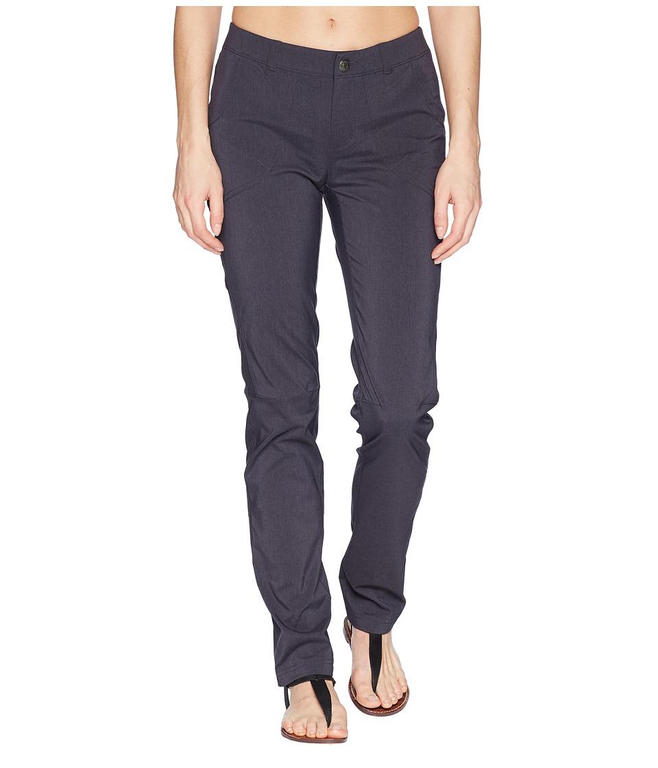 Marmot - Gillian Pants (Black) Womens Casual Pants