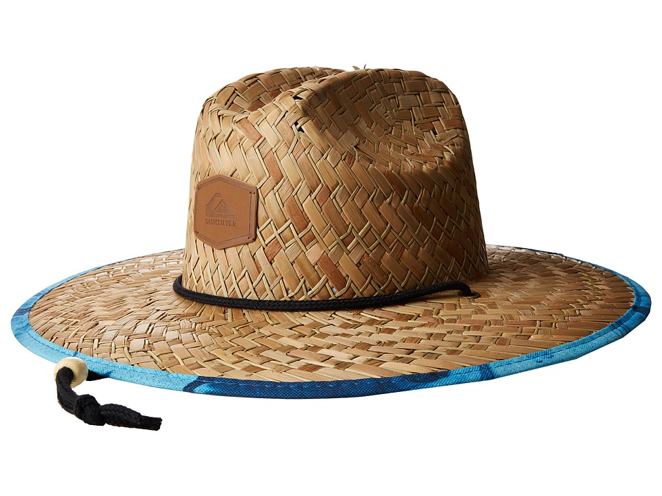 Quiksilver - Outsider Hat (Bright Cobalt) Traditional Hats