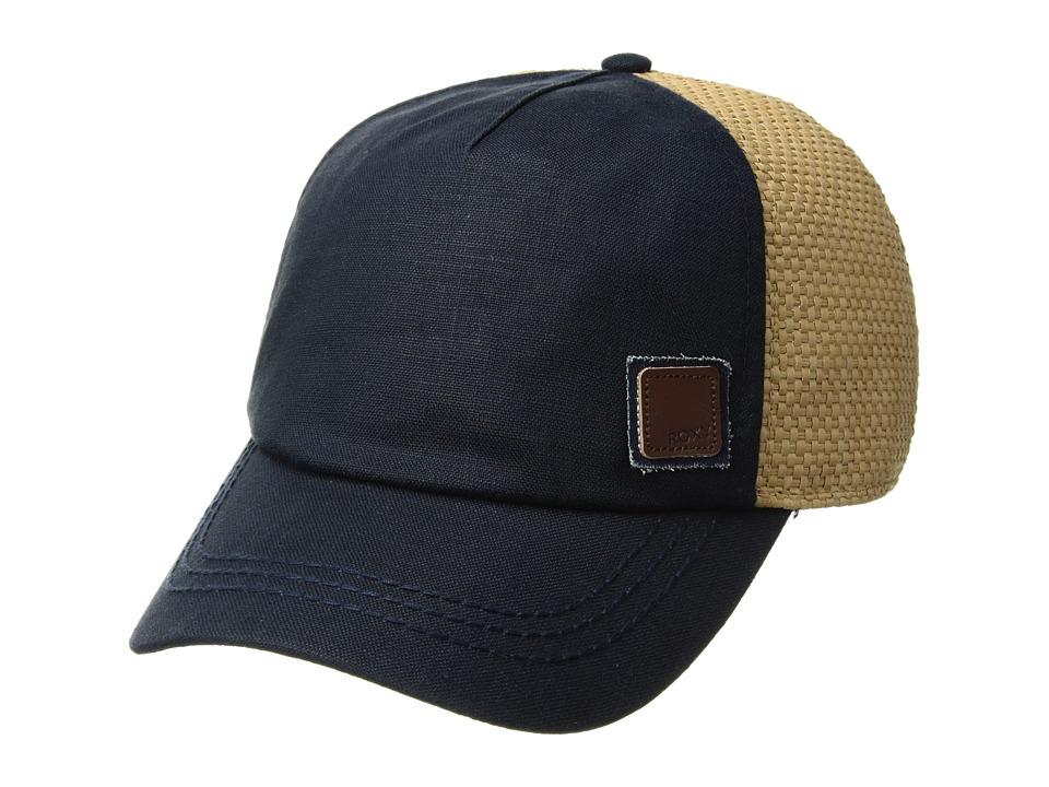 Roxy - Incognito (Deep Cobalt) Caps