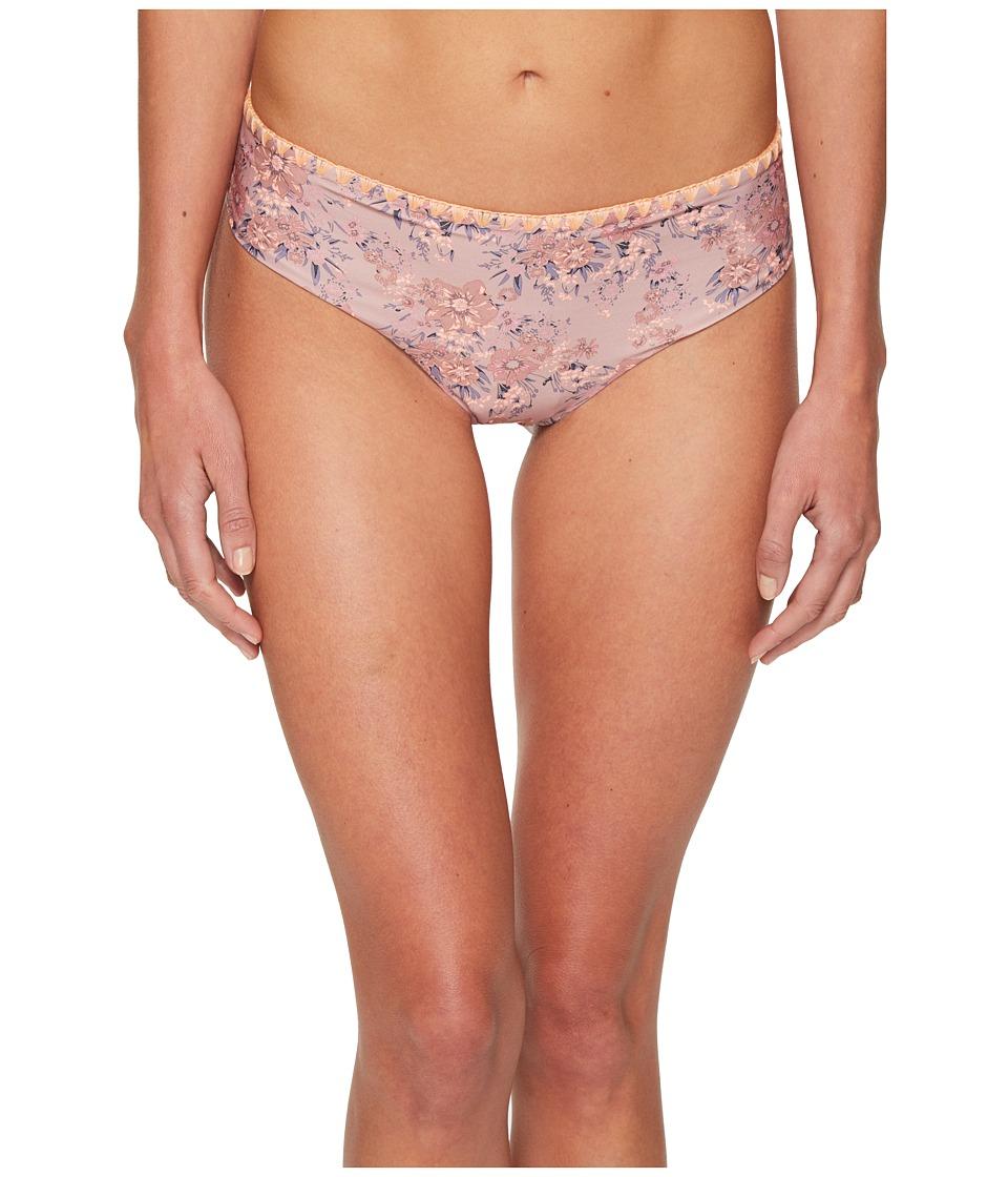 O'Neill Calvin Floral Hipster Bikini Bottom (Barefoot)
