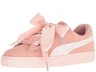 Puma Kids Suede Heart Jewel (Big Kid)