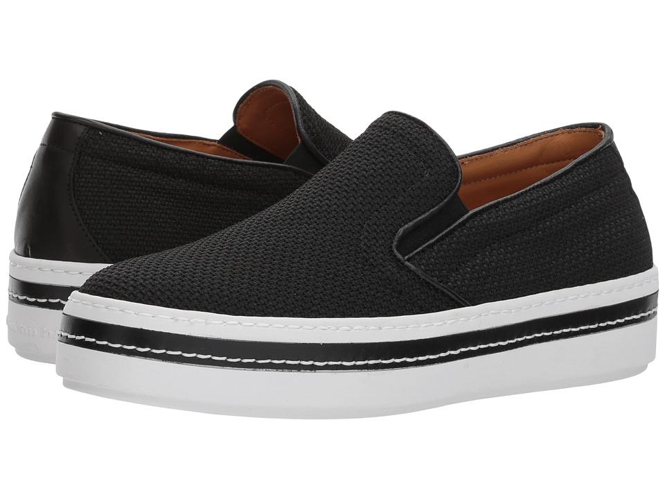 Right Bank Shoe Cotm - Joplin Sneaker (Black) Womens Shoes