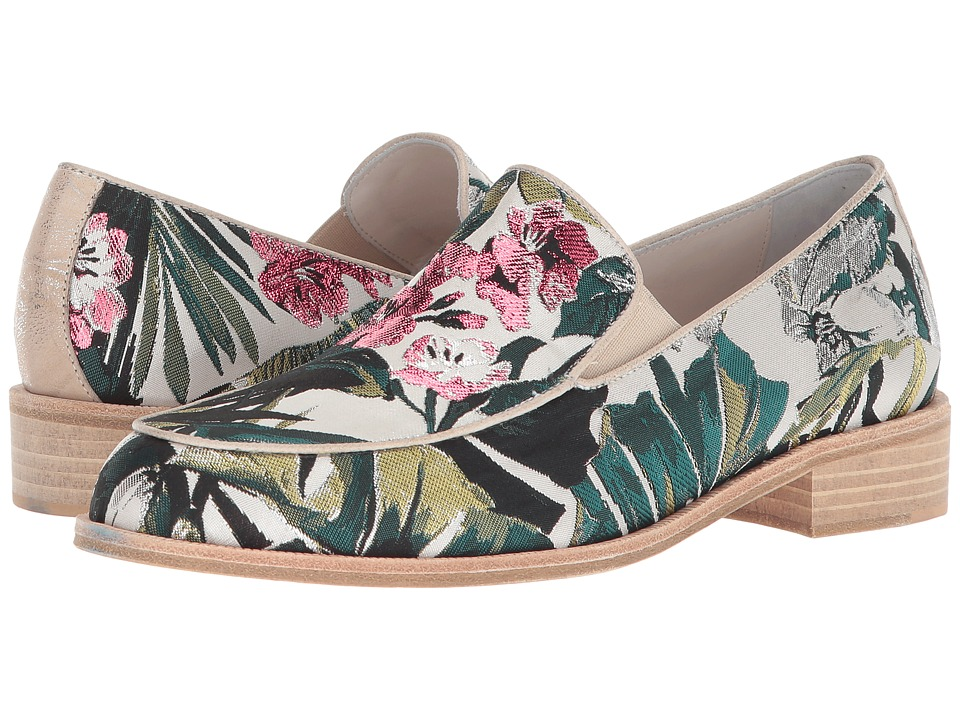 Right Bank Shoe Cotm - Azusa Loafer (Multi) Women's Shoes
