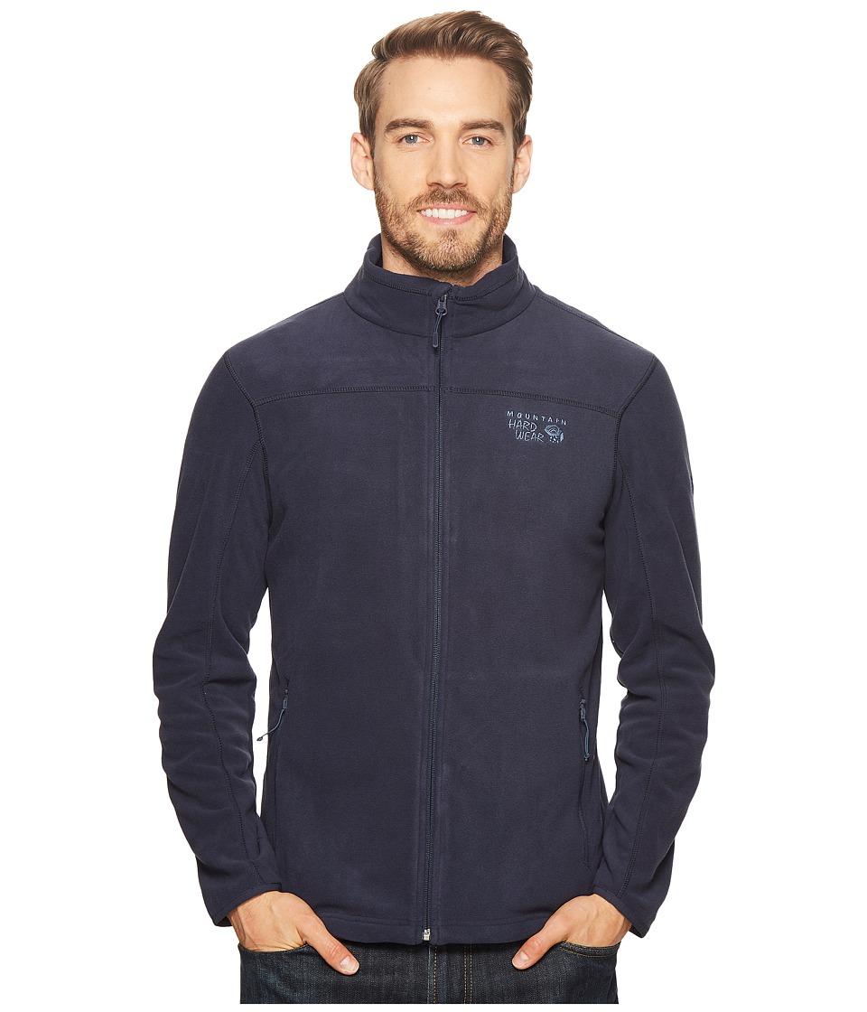 Mountain Hardwear Microchill 2.0 Jacket (Dark Zinc) Men
