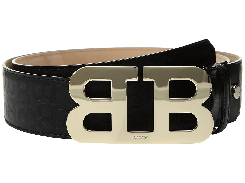 Bally - Mirror B Adjustable Leather Belt