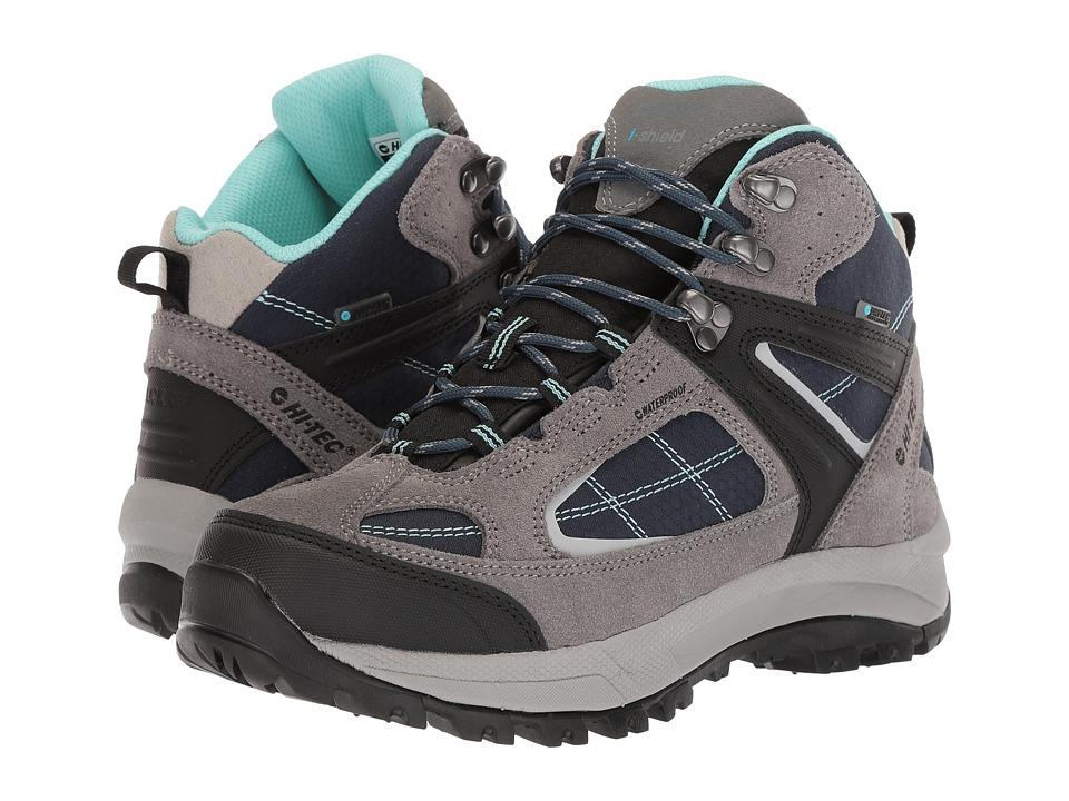 Hi-Tec Altitude Lite II I Waterproof (Blue Moon/Insignia Blue/Aquifer) Women's Hiking Boots