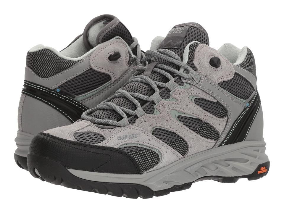 Hi-Tec V-Lite Wildfire Mid I Waterproof (Cool Grey/Graphite/Iceberg Green) Women's Hiking Boots