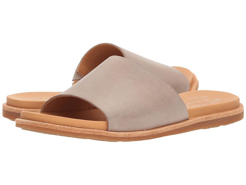 Kork-Ease - Gila (Grey Full Grain Leather) Womens Sandals