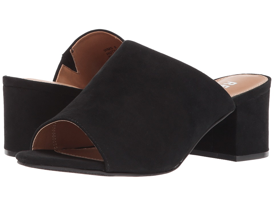 Report - Hutton (Black) Womens Shoes